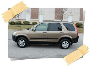 2OO3 HONDA CRV EX AWD ONLY 44k Runs perfect and Needs nothing. for Sale in Salt Lake City, UT
