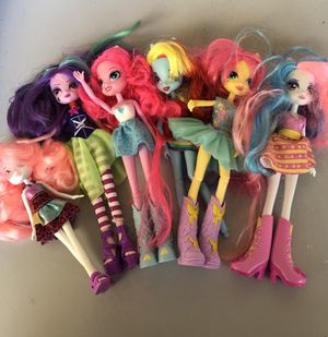 Equestria Girl dolls for Sale in Port St. Lucie, FL
