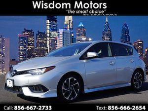 2017 Toyota Corolla iM for Sale in Maple Shade Township, NJ