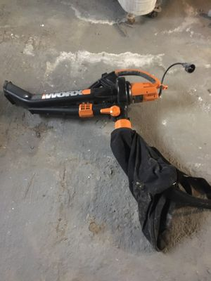 Leaf 🍃 blower and sucker 75 obo for Sale in Walton Hills, OH