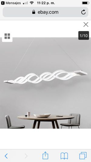 LED Ceiling Light Dimming Lights Pendant Lamp Lighting Kitchen Island Chandelier price firm $100 for Sale in Hayward, CA