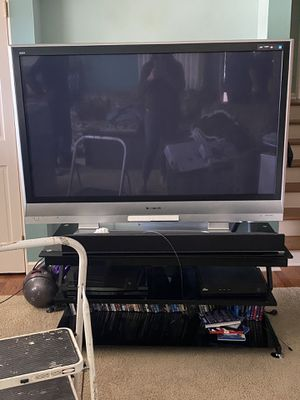 "Panasonic 60"" tv for Sale in Bethlehem, PA"