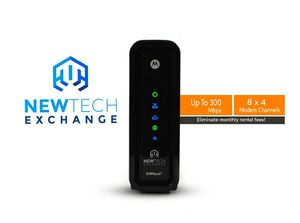 Motorola SB6180 Cable Modem   DOCSIS 3.0   Up to 300 mbps for Sale in HUNTINGTN BCH, CA