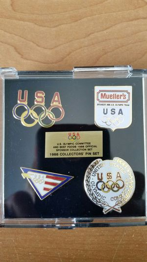 Olympic pins for Sale in Frederick, MD