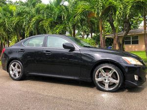 2008 Lexus IS 350 for Sale in Hollywood, FL