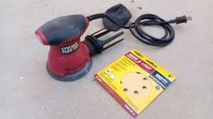 "Chicago Electric Power Tools 5"" Orbital Palm Sander for Sale in Henderson, NV"