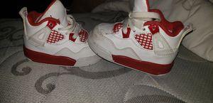 Jordan's size 4c for Sale in Berlin, CT
