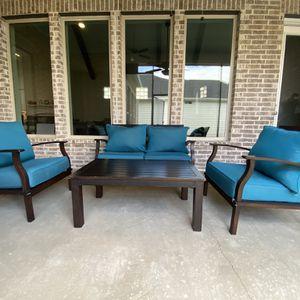 Allen & Roth 4-Piece Patio Set for Sale in Frisco, TX
