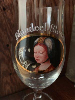 Two Belgium beer glasses for Sale in Alexandria, VA