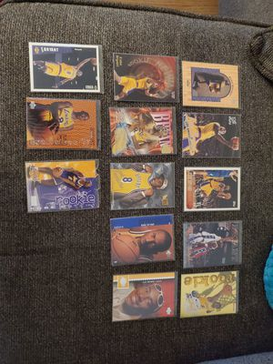 13 Kobe Bryant rookie cards for Sale in Bradenton, FL