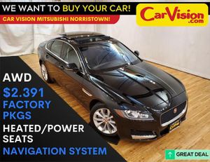 2017 Jaguar Xf for Sale in Norristown, PA