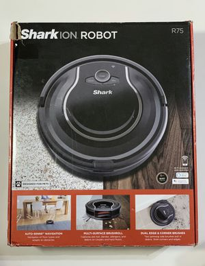 Shark ION ROBOT R75 Vacuum w/ Wi-Fi Connectivity and Voice Control (RV750) for Sale in Stanton, CA