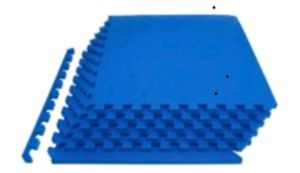 Floor puzzle exercise mat. for Sale in Rancho Cucamonga, CA