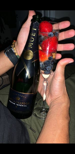 Empty Moet Chandon Nector ImpeRial $10 LOCAL PICKUP for Sale in Forest Heights, MD