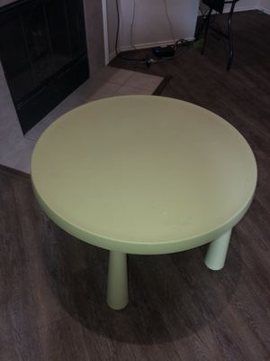 IKEA kids table for Sale in Frisco, TX