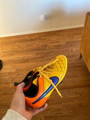 Nike Tiempo 1.5 boys soccer shoes for Sale in Everett, WA