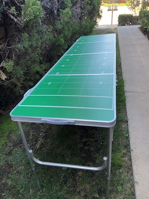 Football beer pong table for Sale in Brea, CA