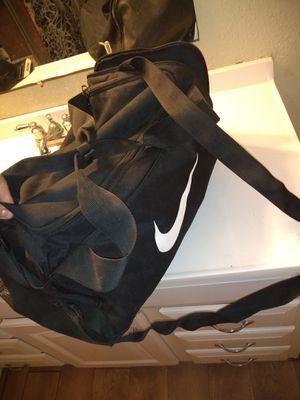 Nike duffel bag for Sale in LAKE MATHEWS, CA