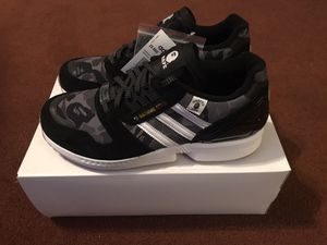 BAPE X UNDEFEATED X ADIDAS ZX 8000 for Sale in Woodburn, OR