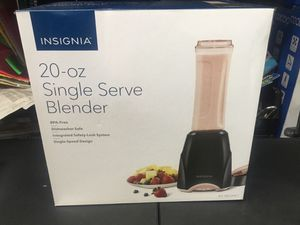 INSIGNIA PINK SINGLE SER BLENDER for Sale in Downey, CA