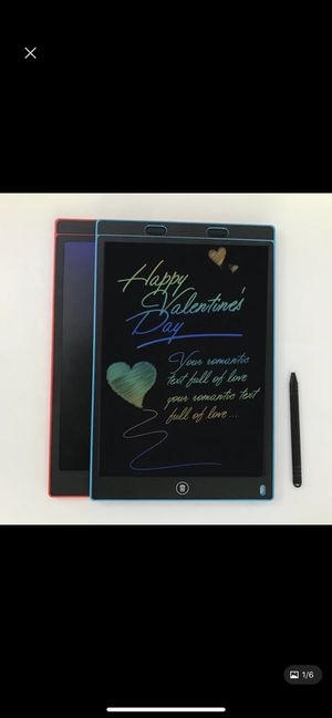 LCD tablet writing for Sale in Jersey City, NJ
