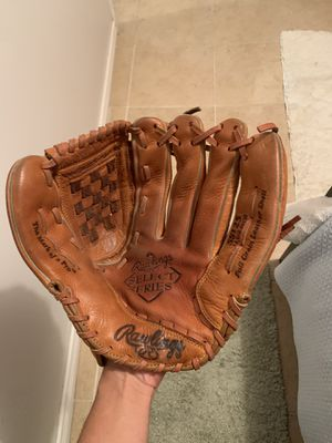 Baseball Rawlings Glove for Sale in Houston, TX
