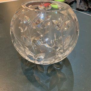 Tiffany and Co. Vintage Leaf Vine Crystal Bowl for Sale in Boca Raton, FL
