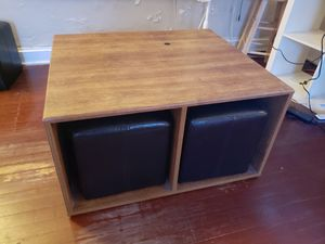 Coffee table with 4 chairs. Has Burn mark. for Sale in Denver, CO