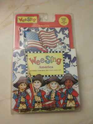 Weesing America book and cd for Sale in North Port, FL