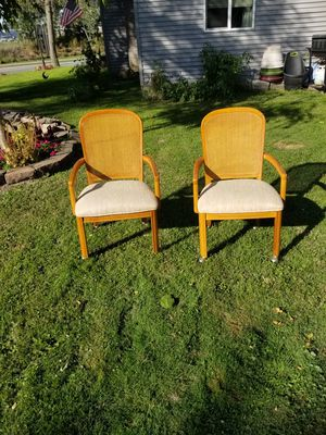 Two chairs for Sale in Huntington, IN