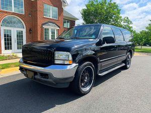 2002 ford excursion for Sale in Centreville, VA