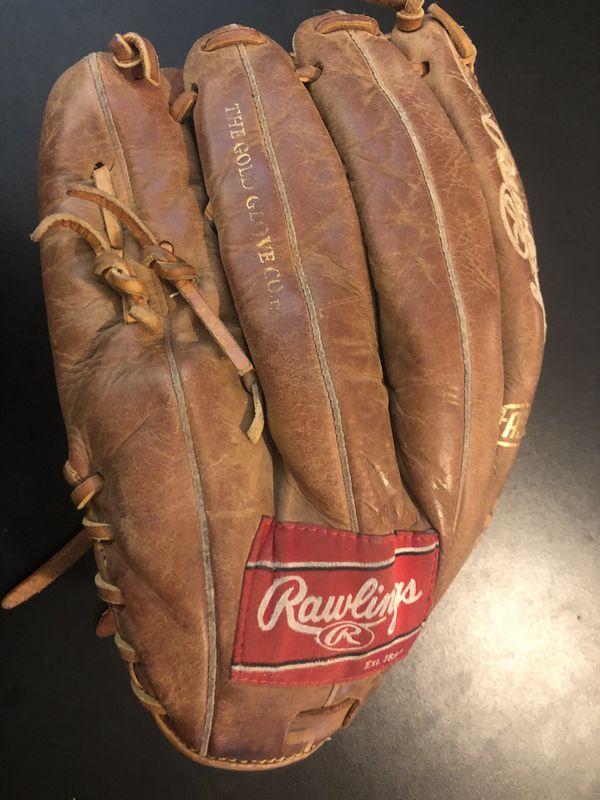 Rawlings (PP1275TR) - RHT baseball Glove