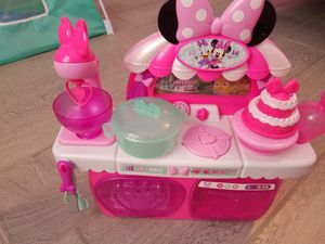 Minnie mouse pastry playset for Sale in San Bernardino, CA