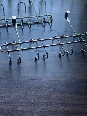 3 BED BATH BEYOND Heavy duty over the door hangers for Sale in Quincy, MA