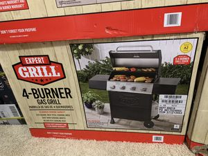 4 burner bbq grill two left !!!!!! for Sale in West Covina, CA