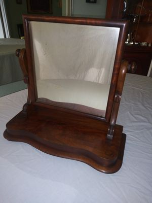 Antique Victorian Mahogany Dressing Table Swing Mirror for Sale in San Diego, CA