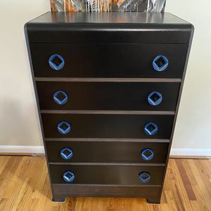 Waterfall 5 Drawer Dresser for Sale in Portland, OR