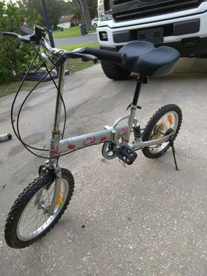 Dr.Pepper FOLD UP BIKE for Sale in Lakeland, FL