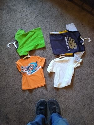 Free shirts 24m 4t and 2t for Sale in Watauga, TX