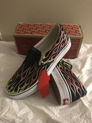 NEW AUTHENTIC VANS SIZE-11 MENS for Sale in Savage, MD