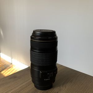 Canon Zoom lens EF 70-300mm 1:4-5.6 IS USM for Sale in Phoenix, AZ