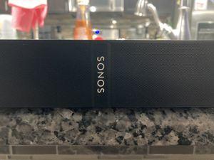 Sonos Playbase Speaker - Black for Sale in Las Vegas, NV