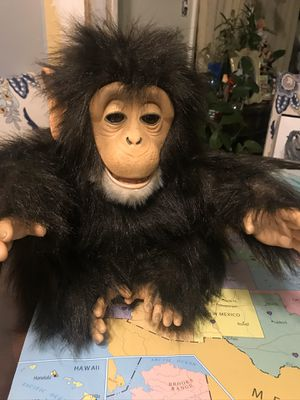 Fur Real friends MONKEY for Sale in Bolingbrook, IL