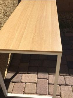 "Brand New Large Wood Table Length 55"" Height 23"" Inch. for Sale in Las Vegas,  NV"