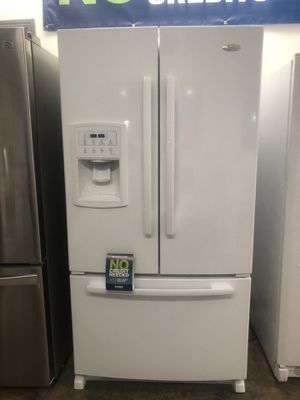 🔥WHIRLPOOL GOLD FRENCH DOOR REFRIGERATOR 🔥 for Sale in Corona, CA
