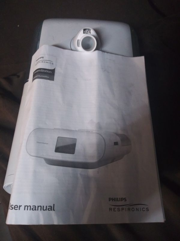 Philips humidifier and cpap machine