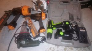 Power Tools - Hammer Drill, Nailer, Saw, Screw Drill for Sale in Upper Marlboro, MD