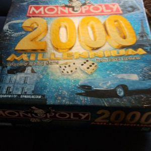 BRAND NEW MONOPLY 2000 GAME for Sale in Delray Beach, FL