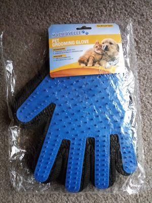 Machiavelli Pet Grooming Gloves (1 Pair) for Sale in Ontario, CA