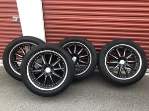 """22"""" Rims-6 lug for Sale in Hollister, CA"""
